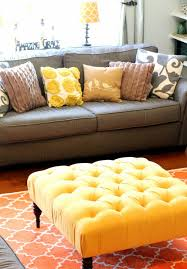 Diy Tufted Ottoman Move It Monday A Guest Post From Emmeline The Disgruntled Diy