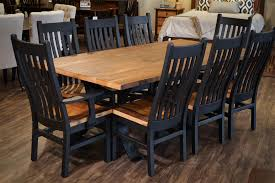 Salvaged Wood Dining Room Tables by Reclaimed Wood Golden Gate Dining Table