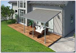 Patio Cover Kits Uk by Palram Feria Patio Cover 10 U0027 X 10 U0027 Gray Patios Home Decorating