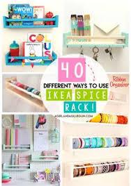Bekvam Spice Rack Everyday Organizing Pinned It Did It Ikea Spice Rack