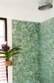 best 25 fish scale tile ideas on pinterest beach style bathroom
