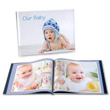 baby books online create a baby photo book online ritzpix