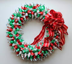 hershey u0027s kisses wreath