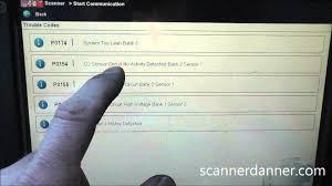 o2 sensor testing fixed lean p0174 p0154 p0155 mitsubishi