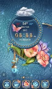 download adw2 flower butterfly theme for pc windows and mac apk