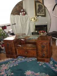 Art Deco Waterfall Nightstand Waterfall Style Furnaiture What U0027s It Worth An Evaluation Of An