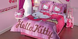 hello kitty bedroom set 2018 u2013 your child u0027s dream come true