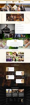 the lols wedding band award winning web design portfolio torc web design