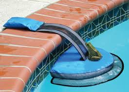 in ground pool steps and ladders pool accessories in the swim