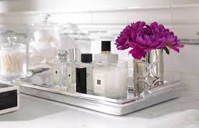 amazing of chrome bathroom tray vanity and sink accessories