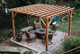How To Build A Pergola Roof by Keeping Cool In Your Own Backyard