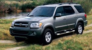 2005 toyota sequoia price 2005 toyota sequoia pictures history value research