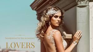 hair accessories perth bridal headpiece vintage silver lace mahala by kezani kezani