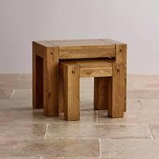 Oak Furniture Village The Quercus Range Rustic Solid Oak Furniture