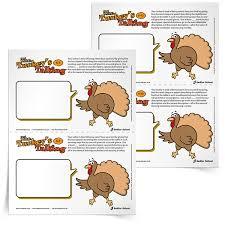 the turkey s talking vocabulary activity k 12