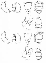 coloring pages hungry caterpillar coloring pages