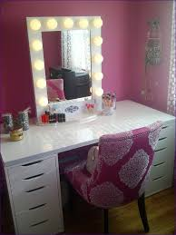 Makeup Vanity Table Ideas Furniture Awesome Makeup Station Ikea Making A Makeup Vanity