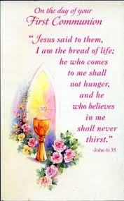 a prayer for a child s communion and use it with