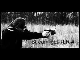 streamlight tlr 4 tac light with laser streamlight tlr 4 compact rail mounted light and laser review youtube