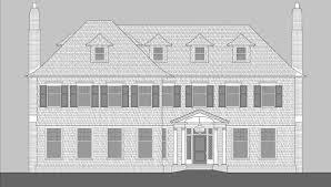lily pond lane shingle style home plans by david neff architect