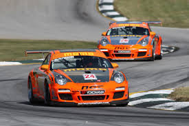 porsche gt3 racing series ngt to compete in 2012 lemans series with two 997 gt3 cup