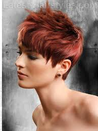 red short cropped hairstyles over 50 30 best haircuts for fine hair page 2 of 3 red shorts short