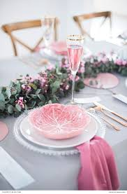 pink table l 55 pink table settings best 25 formal table settings ideas on