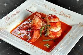 homard cuisine bisque de homard à l estragon la cuisine de doria