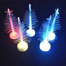 discount color changing tree ornaments 2017 color changing led