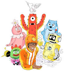 Yo Gabba Gabba Images by Yo Gabba Gabba The Daily Omnivore