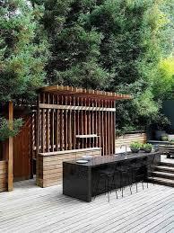 Outdoor Kitchen Bbq Designs by 95 Cool Outdoor Kitchen Designs Digsdigs
