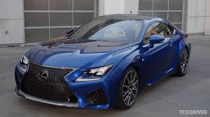 lexus coupe 2015 2015 lexus rc f youtube