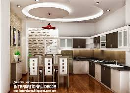 terrific kitchen gypsum ceiling design creative fresh in dining