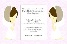 communion invitations boy communion invitations boy 3655 plus floral girl holy