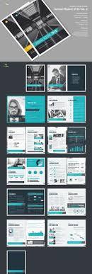 portfolio management reporting templates cool annual report black minimal and professional annual report design template indesign