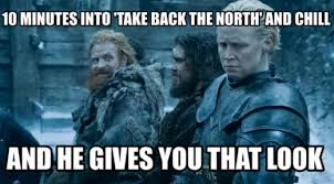 Game Of Thrones Meme - 12 tormund and brienne game of thrones memes that ll have you cry