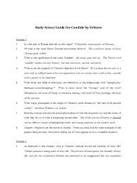 imitation of christ study guide candide study guide candide optimism