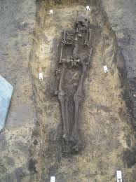 german archaeology these bones of mine