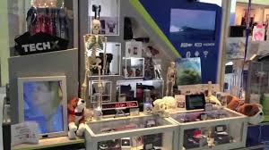 electronic gadgets building of 1st electronic gadgets franchise techx store in