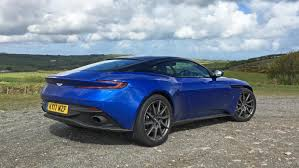 aston martin blacked out a weekend in an aston martin db11