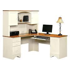 Sauder White Desk With Hutch Corner Computer Desk White U2013 Modelthreeenergy Com