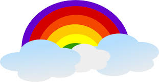 rainbow clip art images free clipart images clipartcow clipartix