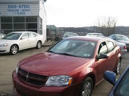 2008 Dodge Avenger Se Interior 2008 Dodge Avenger Se 4dr Sedan In Pittsburgh Pa B Fields