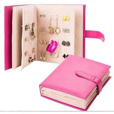 book of earrings the book of earrings earring holder book jewellery
