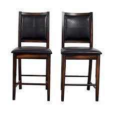 dark oak bar stools dark wood bar stools foodwise me