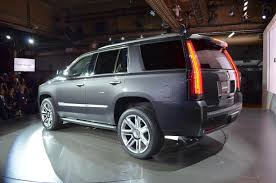 cadillac escalade mud flaps 2015 cadillac escalade unveiled the about cars
