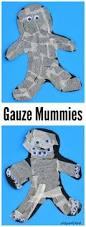Mummy Crafts For Kids - spooky tree halloween craft nocturnal animals halloween kids