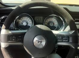 mustang steering wheels 2012 mustang steering wheel in 05 09 the mustang source