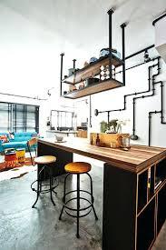cuisine decor rustic industrial kitchen decor alhenaing me