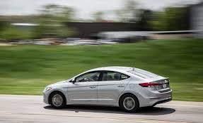 2017 hyundai elantra in depth model review car and driver